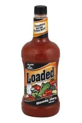 MASTERS LOADED BLOODY MARY