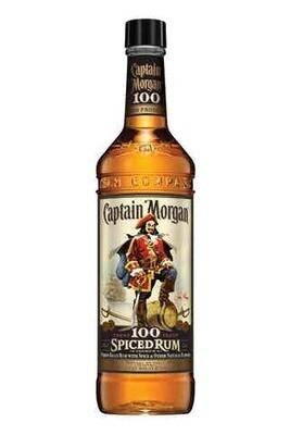 CAPTAIN MORGAN 100