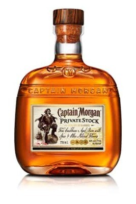 CAPT.MORGAN PRIVATE STOCK
