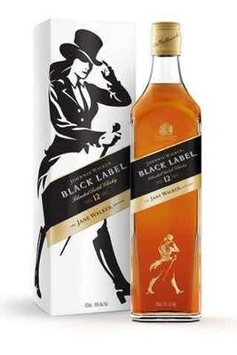 JOHNNIE WALKER BLACK GIFT