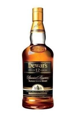 DEWAR'S 12 YEAR GIFT
