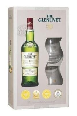 GLENLIVET GIFT PACK