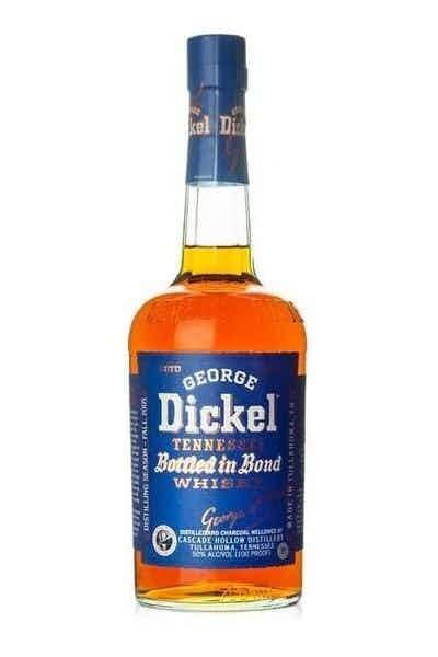 George Dickel Bottled In Bond 15 Year