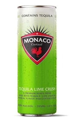 Monaco Tequila Lime Crush