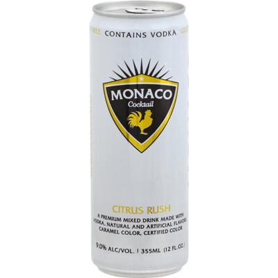 Monaco Citrus Rush