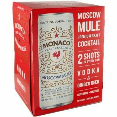 Monaco Moscow Mule 4pk