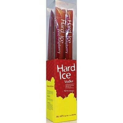 Hard Ice Wild Raspberry 6pk