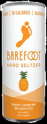 Barefoot Hard Seltzer Pineapple 4pk