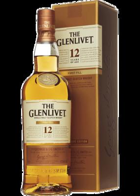 Glenlivet 12yr 1st Fill