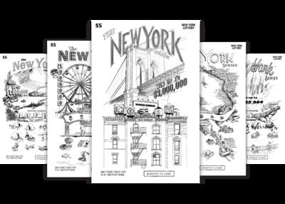 THE NEW YORK SERRIES