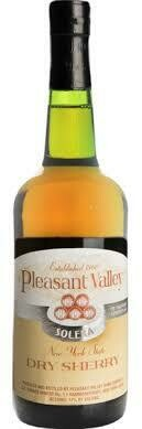 PLEASANT VALLEY DRY SHERRY