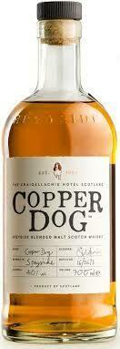 COPPER DOG SCOTCH