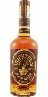 MICHTER'S SOUR MASH WHISKEY