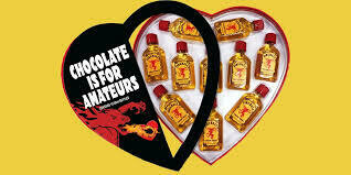 FIREBALL VALENTINE'S HEART