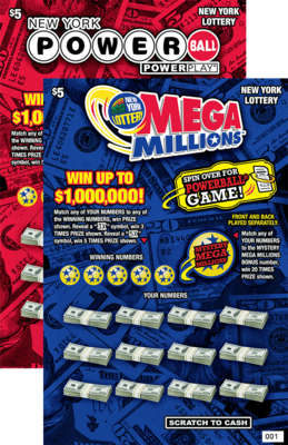 MEGA MILLIONS/POWER BALL
