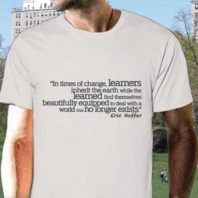 learners t-shirt