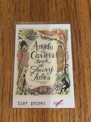 angela carter's fairy tales