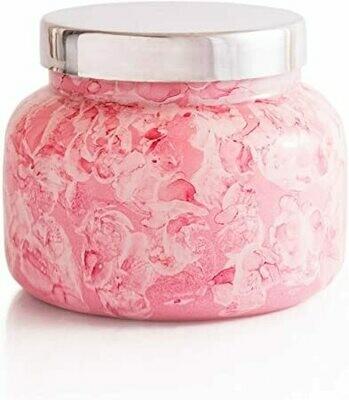 Modern Mint - Pink Watercolor