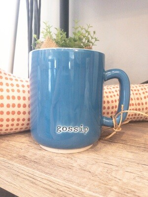Blue Front Porch Mug