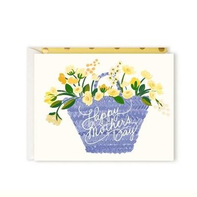 Flower Basket Mothers Day