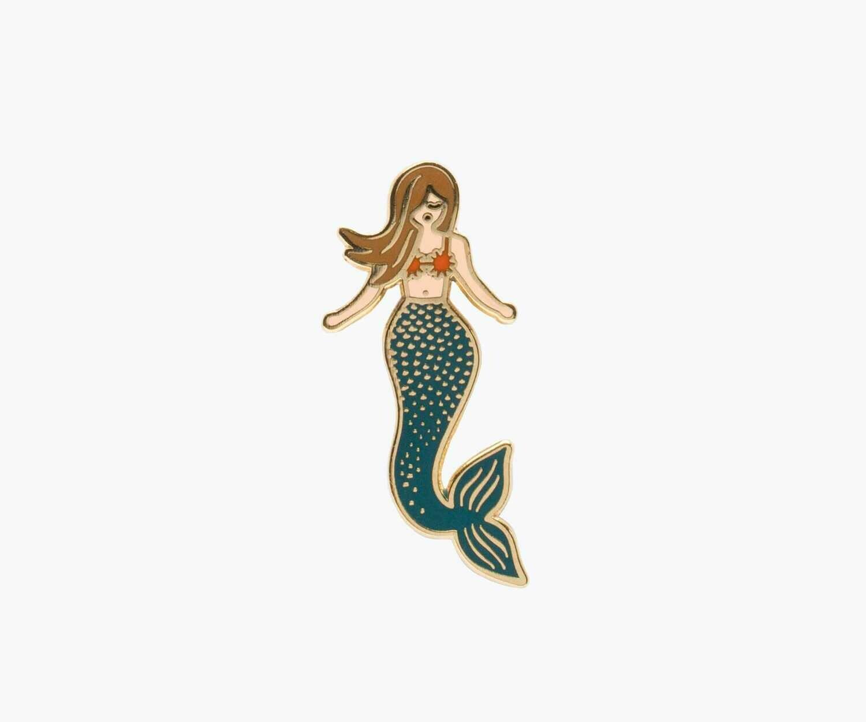 Mermaid Pin