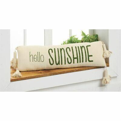 """Hello Sunshine"" Pillow"