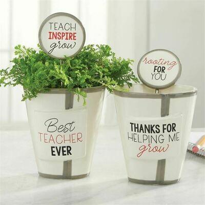 Teacher Planter