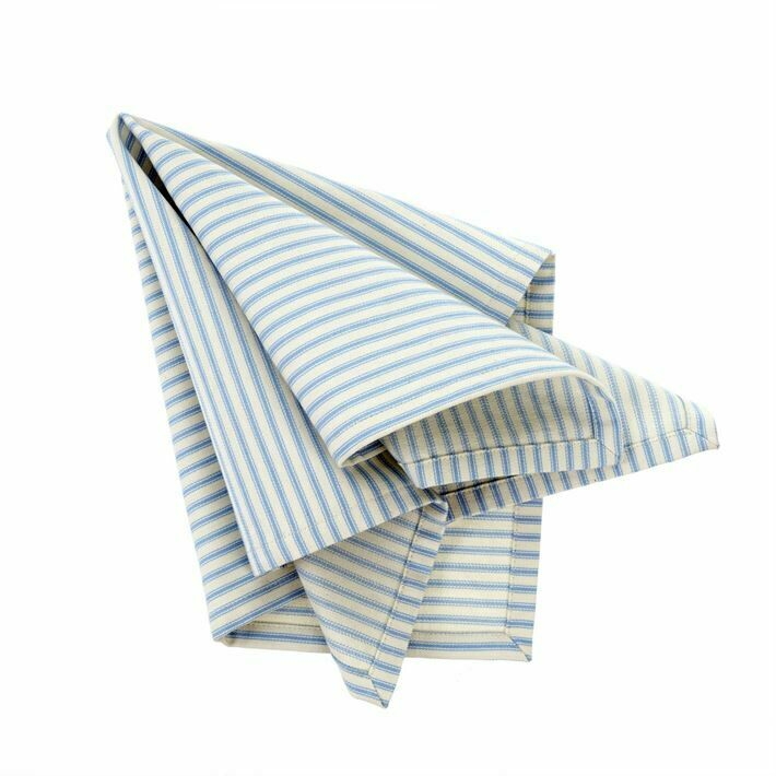 Ticking Stripe Napkins