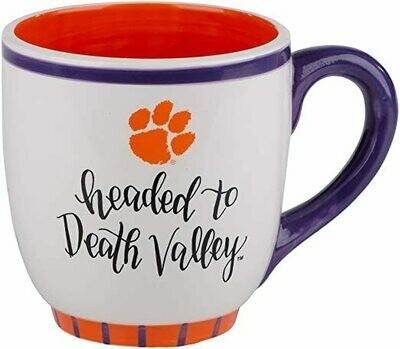 Clemson Collegiate Mug