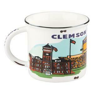 Clemson Stadium Mug