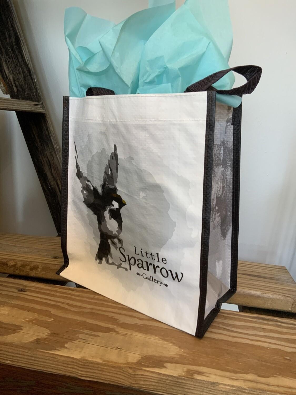 Little Sparrow Reusable Bag
