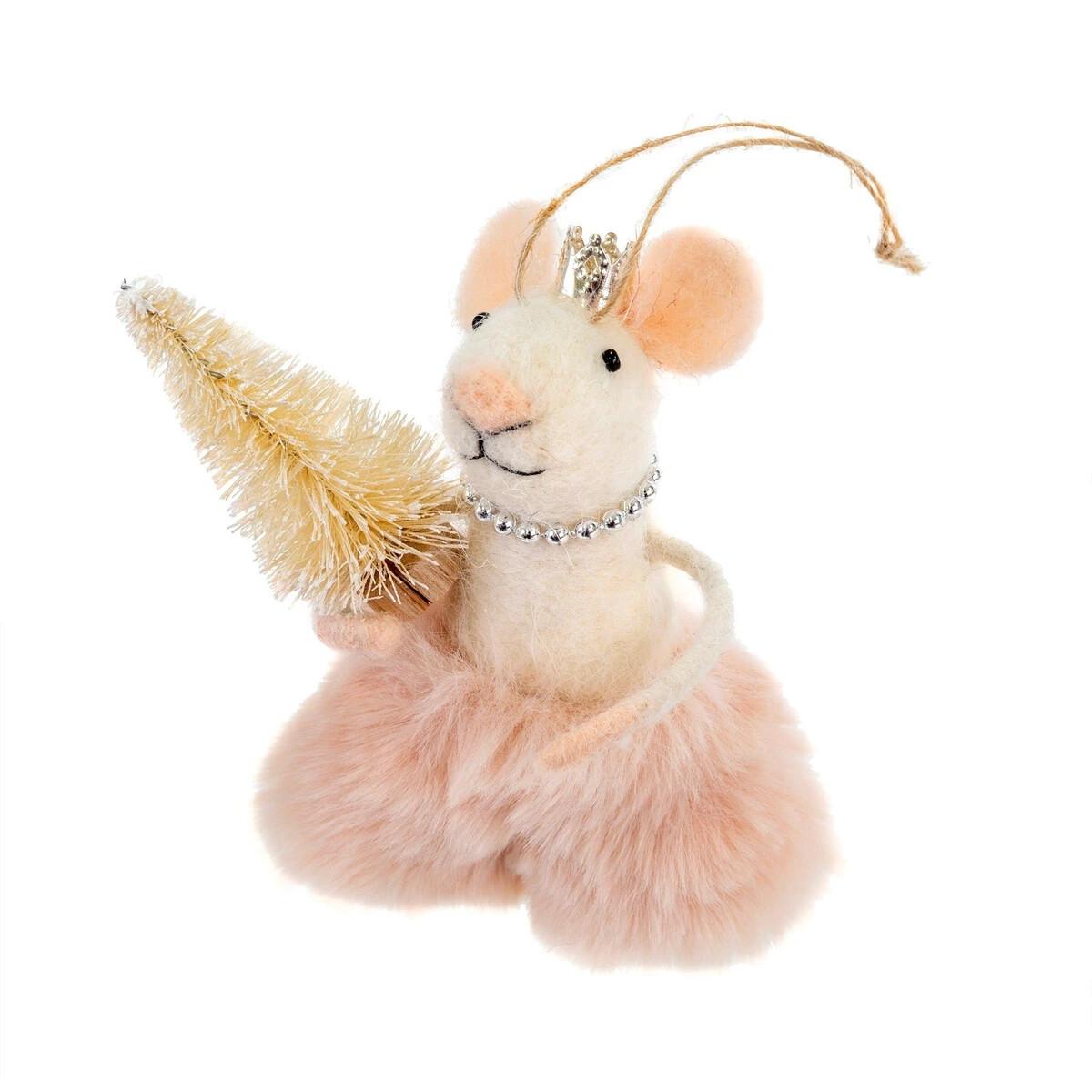 """Elegant Emmeline"" ornament"