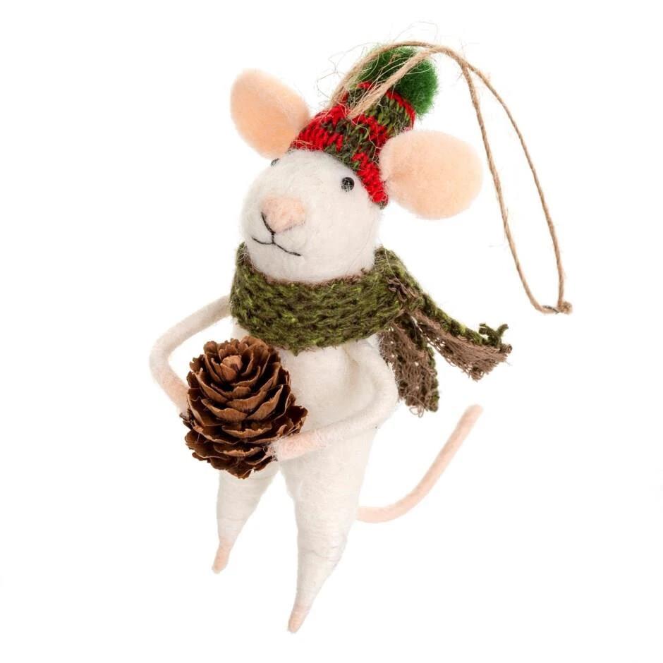 """""""Forrester Frank"""" ornament"""