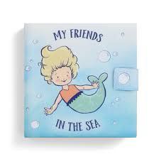 """""""My Friends in the Sea """" Soft Book"""