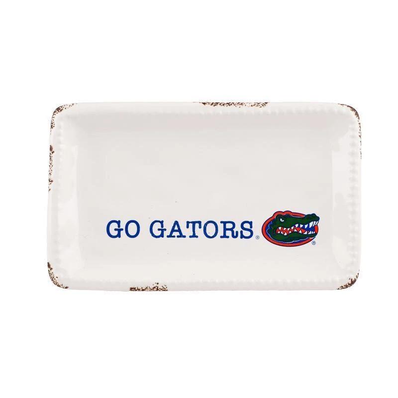 """""""Go Gators"""" Trinket Tray"""