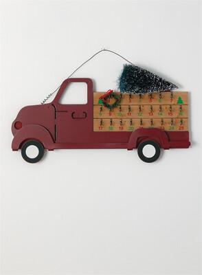 Truck Advent Calendar