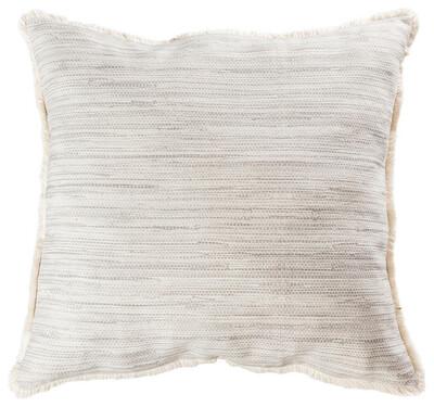 LRG Grey Textured Pillow