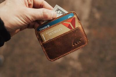 Kenai minimalist wallet