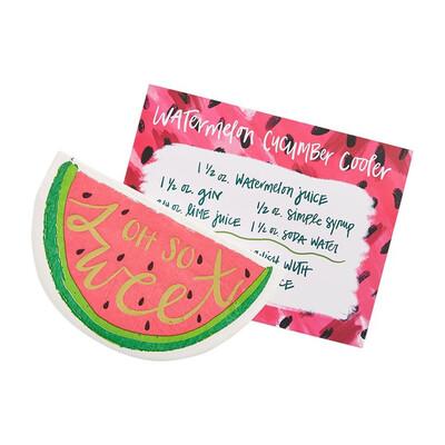 Watermelon Napkins