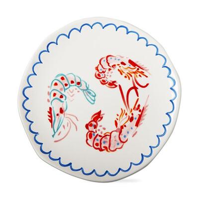 Shrimp Appetizer Plate