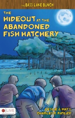 Bass Lake Bunch Books 1 & 2 set