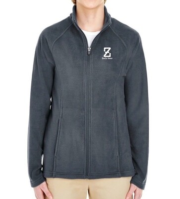 Ladies' Fleece--slate