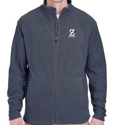 Mens' Fleece--slate