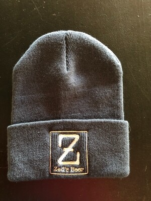 Winter Hat--black
