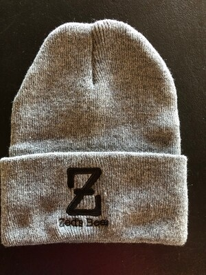 Winter Hat--gray