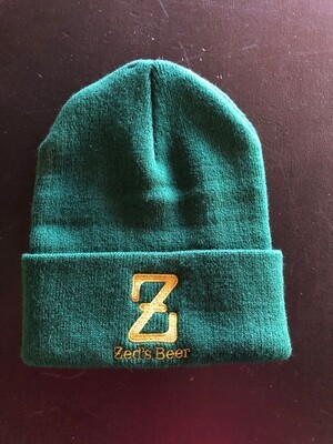Winter Hat--green