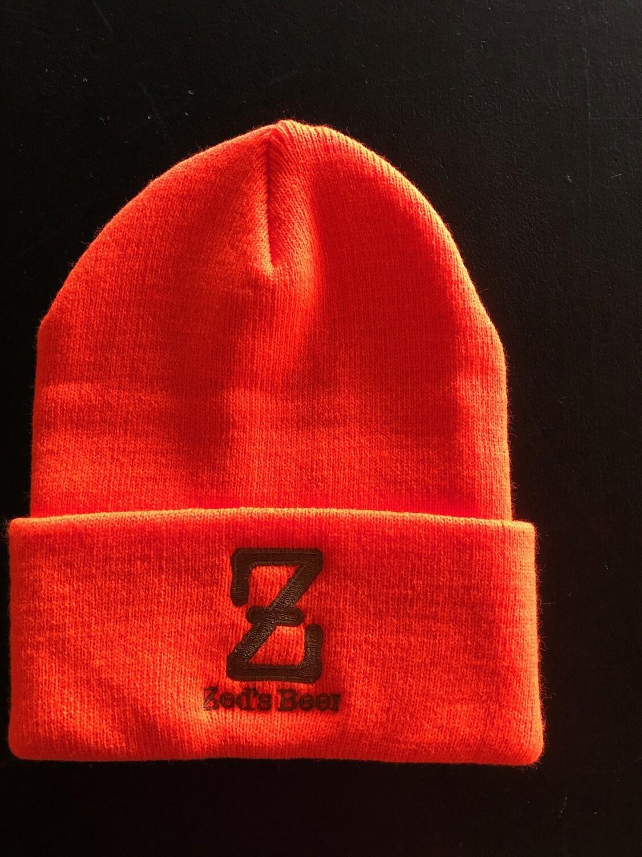 Winter Hat--orange