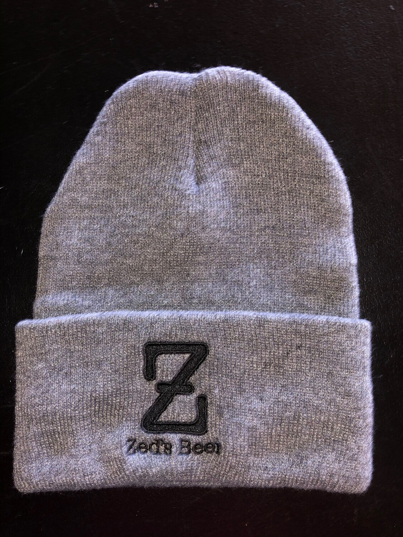 Winter Hat--gray