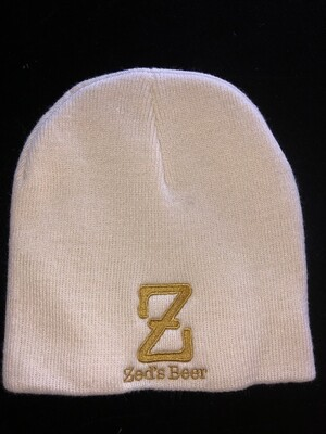 Winter cap--ivory