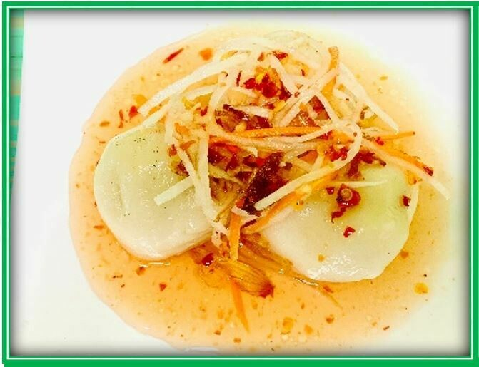 (A5) Dumplings (Bánh Ít Trần)